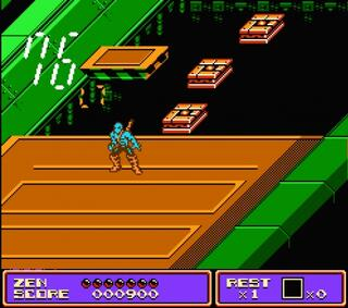 Nintendo 8:Nintendulator:Zen: Intergalactic Ninja:Konami(America),Inc.:KonamiCo.,Ltd.:Mar 07, 1993: