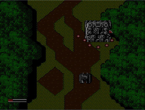 Nintendo 8 RockNES:Iron Tank: The Invasion of Normandy (a.k.a. Great Tank ):SNK Corporation of America:SNK Electronics Corp.:Jul, 1988: