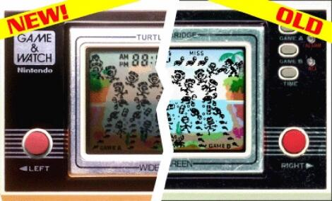 Game&Watch Madrgial:Turtle Bridge:Nintendo:1982