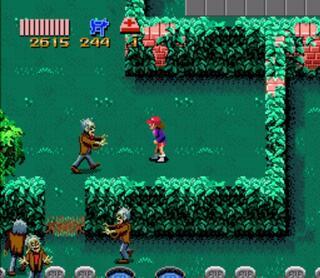 Snes:Super Nintendo:Snes9x:LibRetro:Zombies Ate My Neighbors:Konami,Inc.:LucasArts:1993: