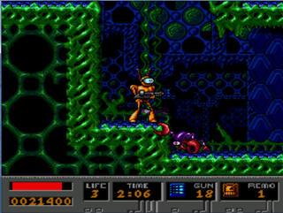 Sega:Genesis:LibRetro:Genesis Plus GX:B.O.B:ElectronicArts,Inc.:GrayMatterInc.:1993: