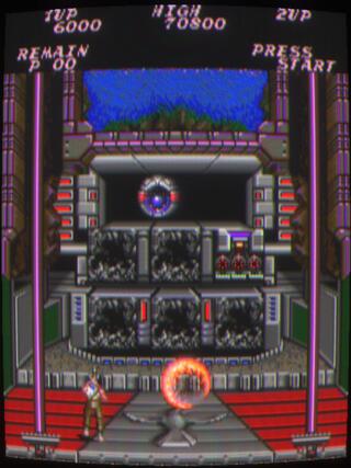 Arcade:HLSL:MameUI:x64:Contra:Konami:1987: