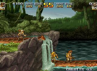 Arcade:Jamma:Final:Burn:Schuffle:Metal Slug 5:SNK Playmore:2003: