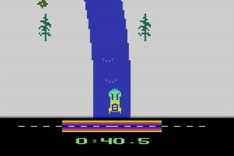 Atari VCS:Atari:2600:Winter Games:Epyx, Inc.:Action Graphics:1987: