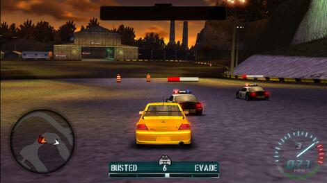 Sony PSP:PPSSPP:Need for Speed: Carbon - Own the City:Electronic Arts, Inc.:Electronic Arts Black Box, Team Fusion:Oct 31, 2006: