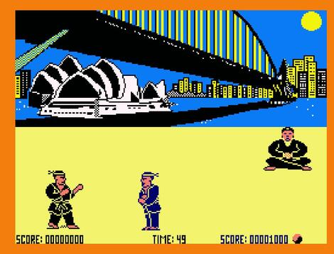 Cpc Amstrad:6128:SugarBox:0.22:International Karate:System 3 Software Ltd.:System 3 Software Ltd.:1986: