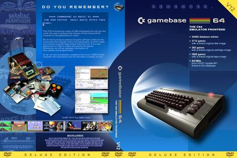 GameBase GameBase Cover v.12