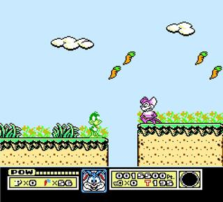 Nintendo 8:Nes:HalfNes:Java:Tiny Toon Adventures:Konami, Inc.:Konami Co., Ltd.:Dec, 1991: