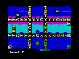 ZX:Spectrum:NINJA TWINS. GOING TO ZEDEAKS:SAM Style:Sand/Mayhem and NQ/Skrju:2014: