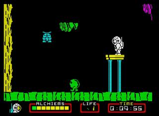 ZX:Spectrum:Z80 Stealth:Nodes of Yesod:Odin Computer Graphics Ltd.:Odin Computer Graphics Ltd.:1985: