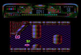 Atari:XE/XL:Altirra:Łowca:Maciej Stefański:Tomasz Pałka:Krysal:1993