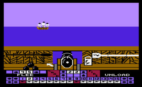 Atari XE/XL:Altirra:Pirates of the Barbary Coast:Starsoft Development Laboratories, Inc.:Starsoft Development Laboratories, Inc.:1986: