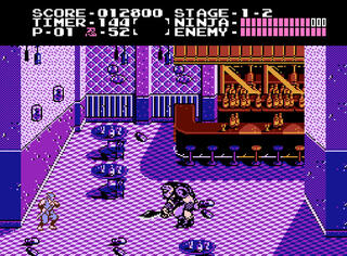 Nintendo 8:Nes:Nestopia:Ninja Gaiden:Tecmo,Inc.:Tecmo,Ltd.:Mar, 1989: