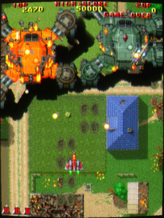 Arcade:MameUI:FX:x64:Raiden II:Seibu Kaihatsu:Fabtek:1993