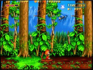 Arcade:MameUI:x64:0.155:Magical Cat Adventure:Wintechno Co. Ltd.:1993