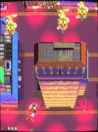 Arcade:MameUI:x64:0.155:Thunder Dragon:NMK:1991