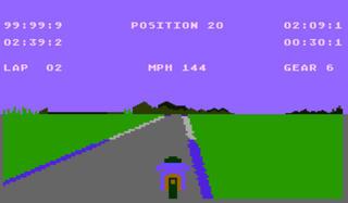 Atari:XE/XL:Altirra:Speed King:1986: