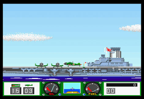 X68000 XM6:Type-G:Wings of Fury:Broderbund Japan Inc.:Brøderbund Software, Inc.:Oct 04, 1989:
