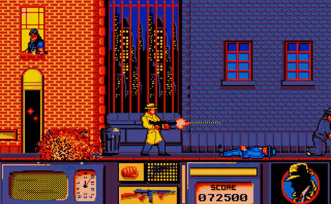 Amiga theCompany:Exec:Dick Tracy:Titus France SA:Titus France SA:1990: