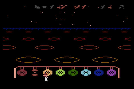 Atari Xe/XL:Atari800:Master of The Lamps:Activision, Inc.:Activision, Inc.:1985: