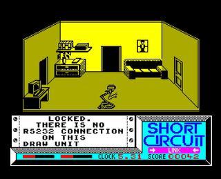ZX:Spectrum:Xpeccy:Short Circuit:OceanSoftwareLtd.:OceanSoftwareLtd.:1987: