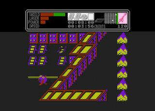 Atari:Xe/XL:Atari800:Colony:Mastertronic Ltd.:Icon Design Ltd.:1987: