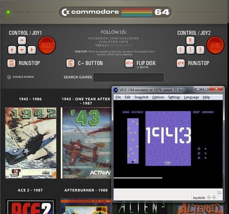 Commodore:C64:C64 Lover:Abadonia