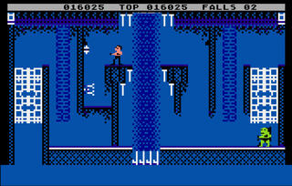 Atari:Xe/XL:Altirra:Bruce Lee:Datasoft,Inc.:Datasoft,Inc.:1984: