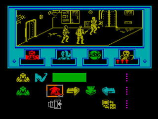 ZX:Spectrum:ZxMak2:Enigma Force:Beyond:Denton Designs:1985: