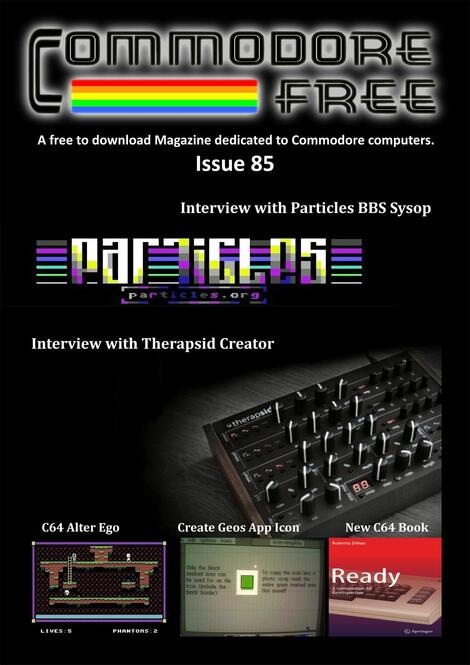 PDF Commodore:Commodore Free:Nr. 85:magazyn