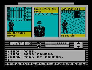 ZX:Spectrum:ZxMak2:Kwah!:MelbourneHouse:SilhouetteSoftware:1986: