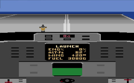 Atari 2600:VCS:Pantheon:Dan Kitchen's Tomcat: The F-14 Fighter Simulator (a.k.a. F14-Tomcat):Absolute Entertainment, Inc.:Absolute Entertainment, Inc.:1988: