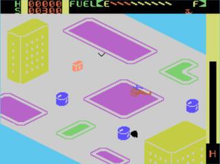 Creativision:Creativision Emulator:Chopper Rescue:Zanussi Elettronica:Vtech:1983