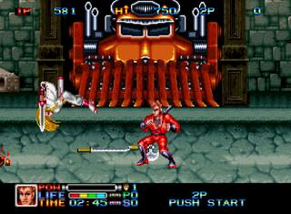 Arcade:Raine:NeoGeo:Ninja Command:SNKofAmerica:AlphaDenshiCo.,Ltd.:May 29, 1992:
