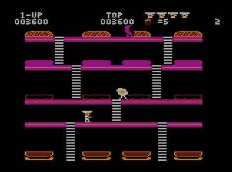 Atari XE/XL:Altirra:Burger Boy:Siders, Ken:homebrew
