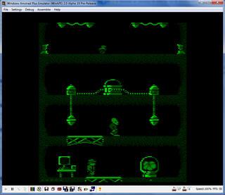 Amstrad:CPC:WinApe:AgentX III