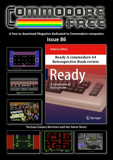 PDF Commodore:Commodore Free:Nr. 86:magazyn