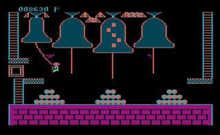 Atari:XE/XL:Altirra:Quasimodo:Synapse Software:1984
