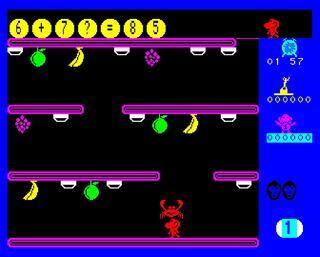 Egzotyczne:Philips:VG5000:Monkey Academy:Inconnu:1984