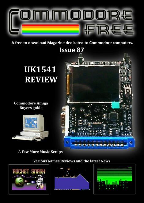 PDF Commodore:Commodore Free:Nr. 87:magazyn