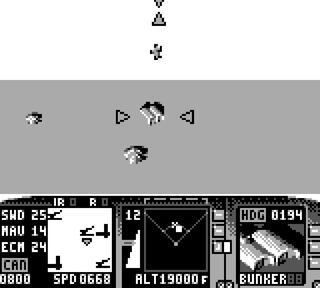 GameBoy:Classic:Nintendo:ZBoy:F15 Strike Eagle: