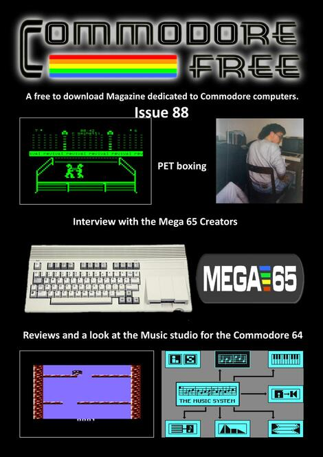 PDF Commodore:Commodore Free:Nr. 88:magazyn