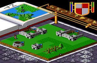 Nintendo:BSnes Plus:Super Nintendo:Populous: