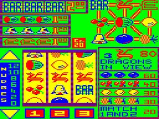Coleco:XRoar:GameBase:Fruity Machine
