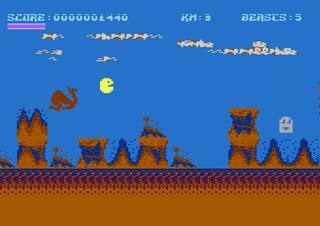 Atari: Altirra: Revenge of Mutant Camel