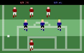 Pantheon: Atari2600 - Multi Atari 2600 Soccer - Haroldo O. Pinheiro - 2006