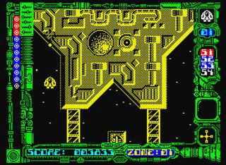 ZX Spectrum - Speccy 4.0 - Stardust