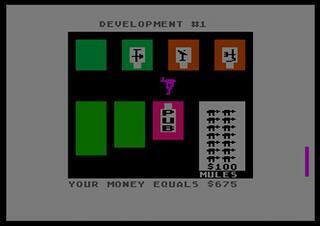 Atari:Altirra:MULE