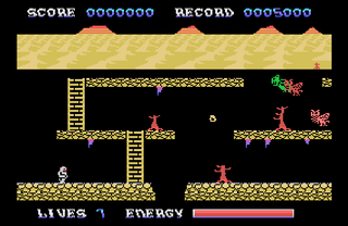 Colecovision:CoolCV:Princess Quest:2015