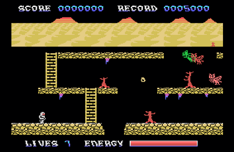Colecovision CoolCV:Princess Quest:2015